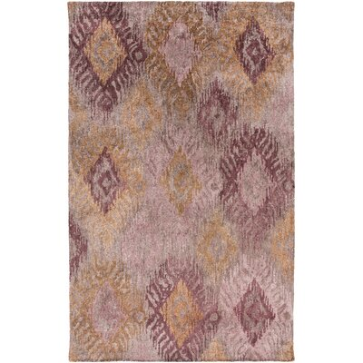 Alisha Handmade Ikat Area Rug Rug Size: Rectangle 5 x 8