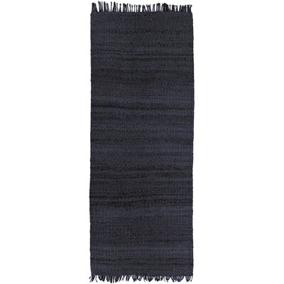 Lakeview Navy Area Rug Rug Size: Runner 26 x 8