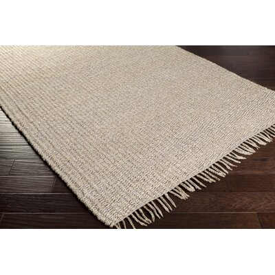 Lakeview Taupe Area Rug Rug Size: Rectangle 8 x 11