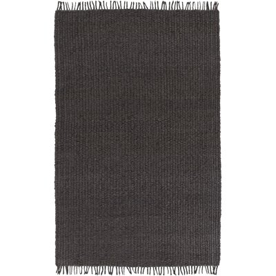 Lakeview Charcoal Area Rug Rug Size: Rectangle 5 x 8