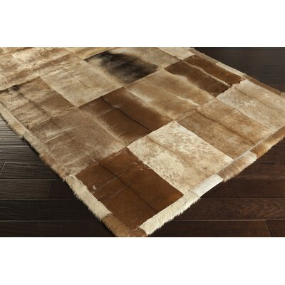 Marblehead Mocha Rug Rug Size: Rectangle 2' x 3'