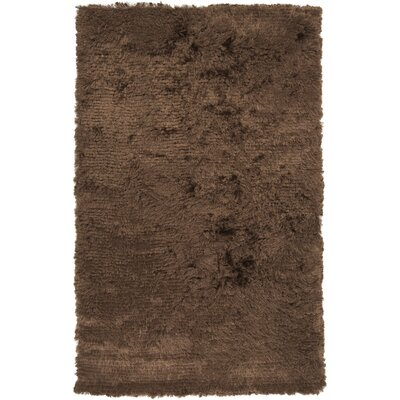 Wendi Mocha Rug Rug Size: Rectangle 5 x 8