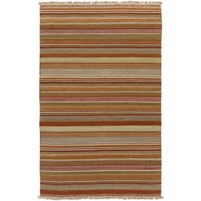 Barnesbury Striped Rug Rug Size: Rectangle 8 x 10