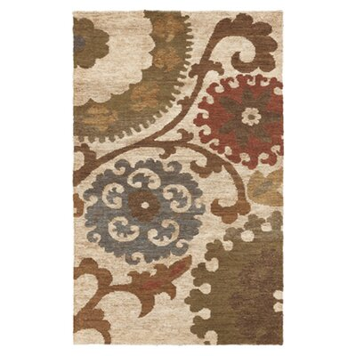 Proctorville Parchment Rug Rug Size: Rectangle 5 x 8