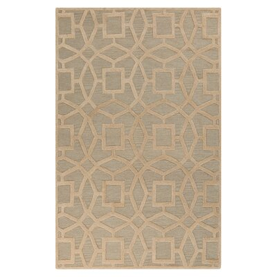 Lozano Sky Gray Area Rug Rug Size: Rectangle 33 x 53