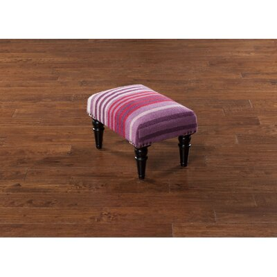 David Furniture Ottoman Upholstery: Cherry