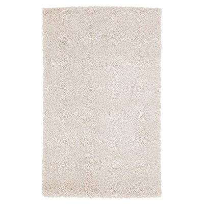 Bonomo Hand Woven Ivory Area Rug Rug Size: Rectangle 9 x 13