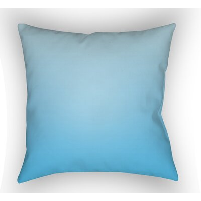 Calila Indoor Throw Pillow Size: 20 H x 20 W x 5 D, Color: Light Blue