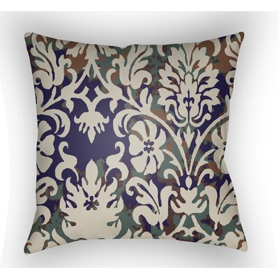 Amiyah Throw Pillow Size: 18 H x 18 W x 4 D, Color: Tan