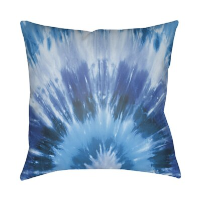 Calila Square Throw Pillow Color: Blue, Size: 22 H x 22 W x 5 D