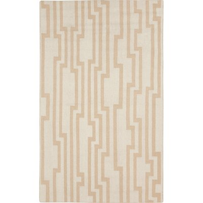 Buckardy Well Oyster Gray Area Rug Rug Size: Rectangle 36 x 56