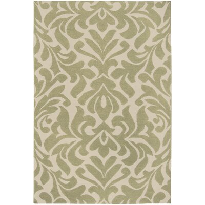 Maywood Sage Area Rug Rug Size: Rectangle 36 x 56