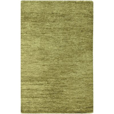Casperson Green Area Rug Rug Size: 2' x 3'
