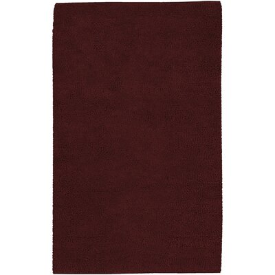 Bonney Red Area Rug Rug Size: Rectangle 5 x 8