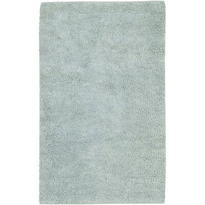 Bonney Spa Blue Area Rug Rug Size: Rectangle 5 x 8