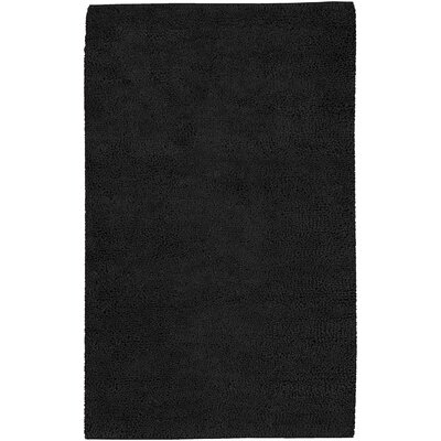 Bonney Black Area Rug Rug Size: Rectangle 9 x 13