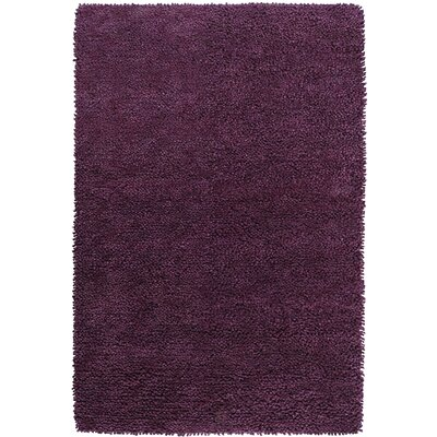 Bonney Purple Area Rug Rug Size: 5 x 8