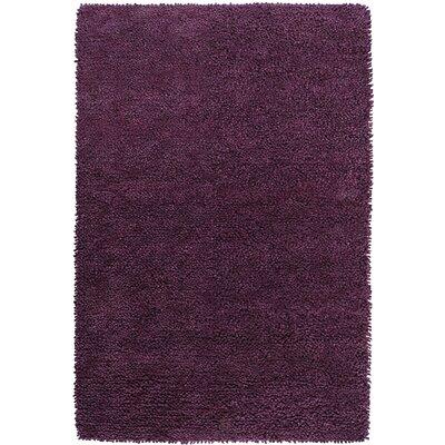 Bonney Purple Area Rug Rug Size: Rectangle 5 x 8