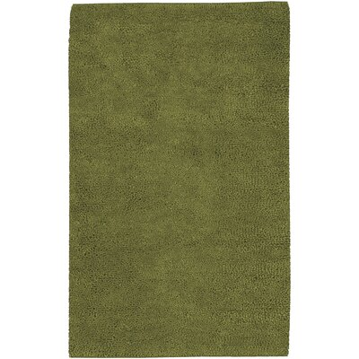 Bonney Lime Green Area Rug Rug Size: 5 x 8