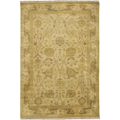 Charlbury Taupe Area Rug Rug Size: Rectangle 56 x 86