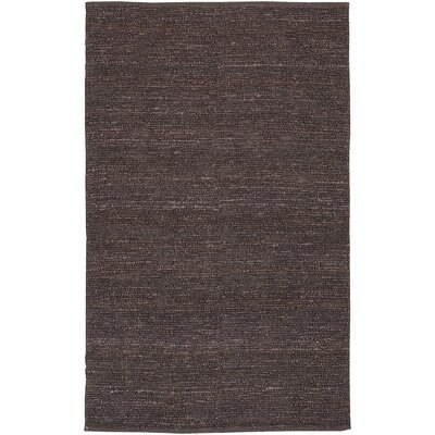 Bonnett Aubergine Rug Rug Size: Rectangle 36 x 56