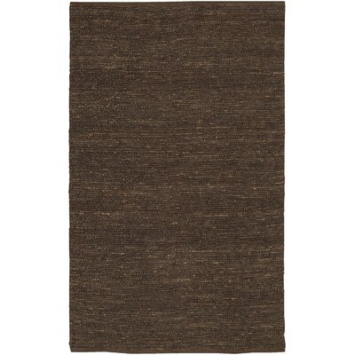 Bonnett Brown Area Rug Rug Size: 36 x 56