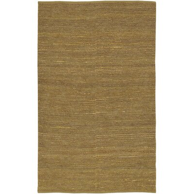 Bonnett Green Rug Rug Size: Rectangle 2 x 3