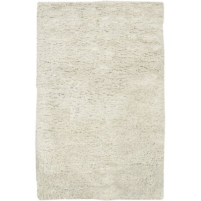 Gaston Hand Woven Wool Ivory Area Rug Rug Size: Rectangle 5 x 8