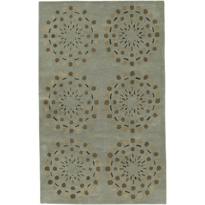 Parson Area Rug Rug Size: Rectangle 5 x 8