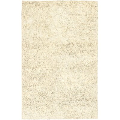 Janell Ivory Rug Rug Size: 5 x 8