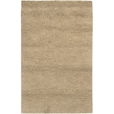 Janell Tan Rug Rug Size: Rectangle 2 x 3