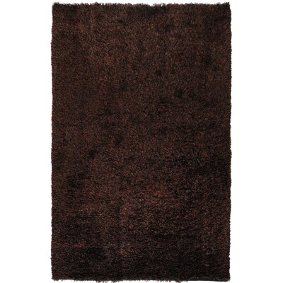 Warrensburg Chocolate Area Rug Rug Size: 2 x 3