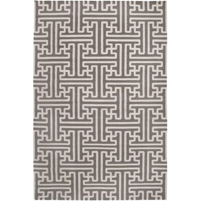 Brinda Taupe/Beige Area Rug Rug Size: Rectangle 5 x 8
