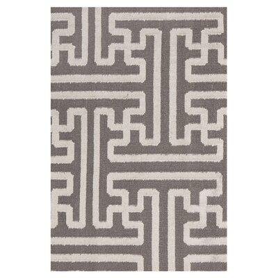 Brinda Taupe/Beige Area Rug Rug Size: 8 x 11