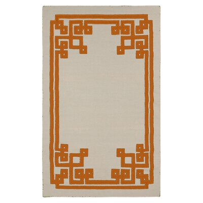Ermont Parchment Area Rug Rug Size: Rectangle 2 x 3