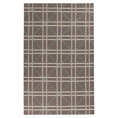 Washingtonville Gray Area Rug Rug Size: 33 x 53