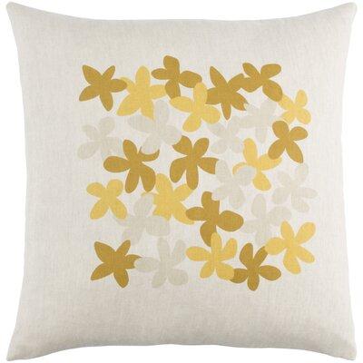 Little Flower Pillow Cover Size: 22