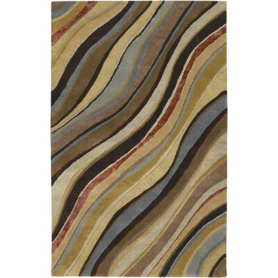 Madisyn Mushroom Area Rug Rug Size: Rectangle 9 x 13