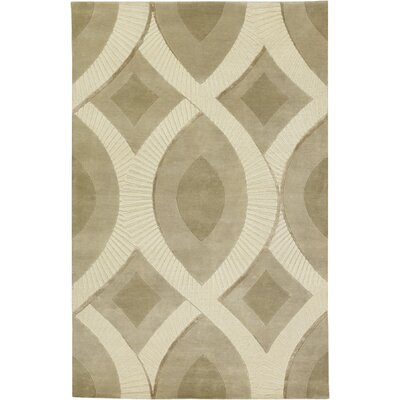 McLaren Ivory Rug Rug Size: Rectangle 2 x 3