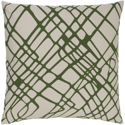 Somerset 100% Cotton Throw Pillow Cover Size: 22