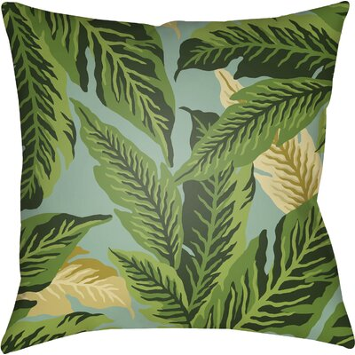 Kimberlee Floral Throw Pillow Size: 22