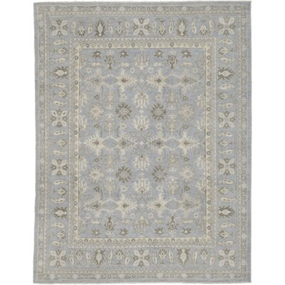 Sivas Hand-Knotted Area Rug