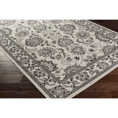 Canfield Gray Area Rug
