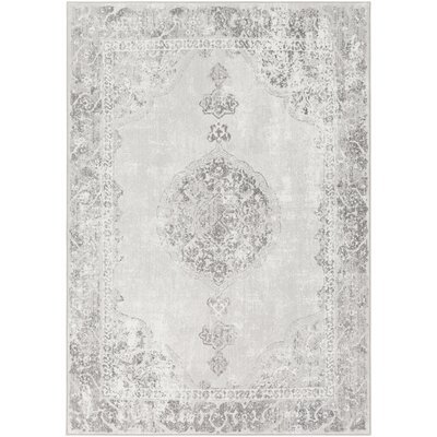 Pickrell Distressed Camel/Navy Area Rug Rug Size: Rectangle 92 x 129