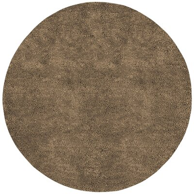 Bonney Natural Area Rug Rug Size: Round 8'