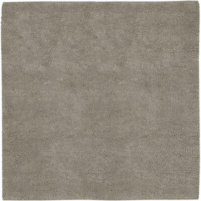 Bonney Gray Area Rug Rug Size: Square 8