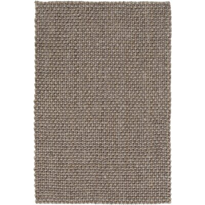 Stephentown Taupe Area Rug Rug Size: Rectangle 33 x 53