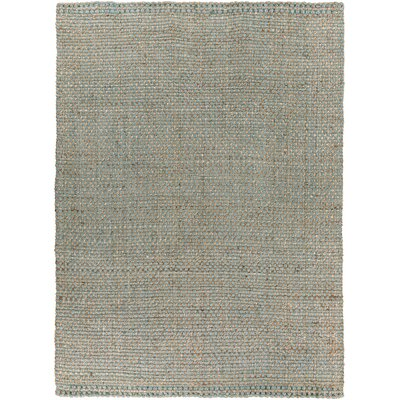 Jaidan Powder Blue Rug Rug Size: Rectangle 8 x 11