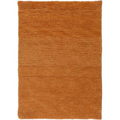 Cotswald Burnt Orange Rug Rug Size: 8 x 11