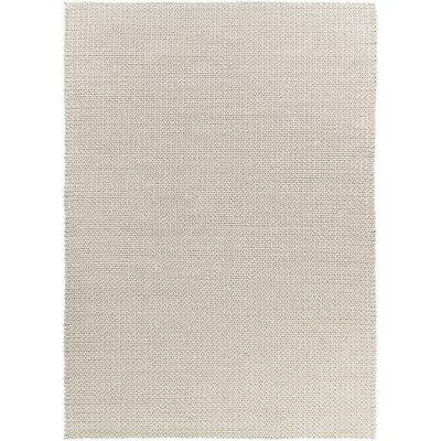Joyce Light Gray Area Rug Rug Size: Rectangle 8 x 11